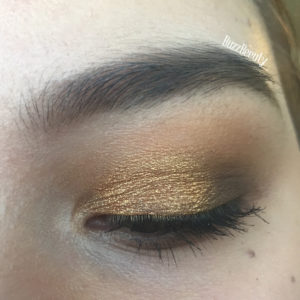 Desert Sands eyeshadow Nomad