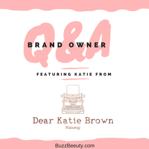 Brand Owner Q&A With Dear Katie Brown of DKBGlitter