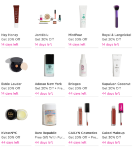 Ipsy Brand Offers