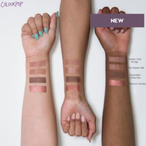 Sonya Esman x Colourpop Cosmetics palette