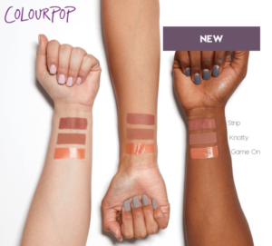 Phase 3 lipstick set colourpop
