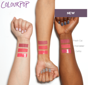 Phase 2 Lipstick Set Colourpop
