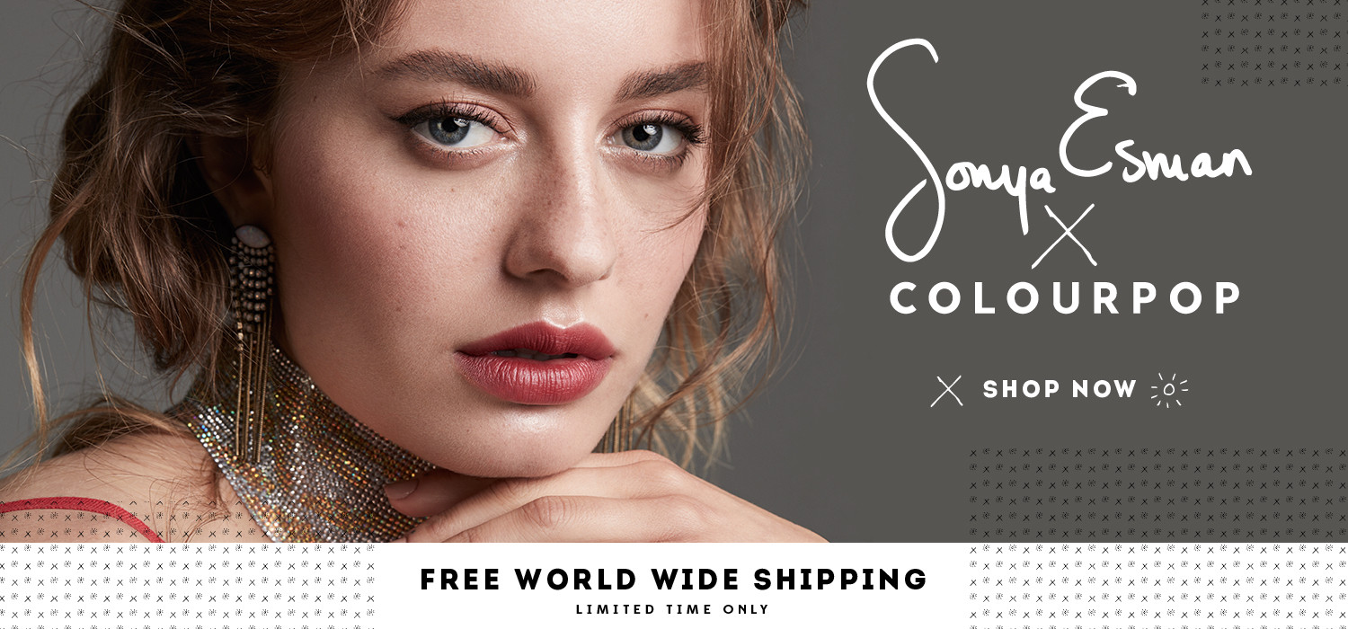 Makeup Collection Collab Sonya Esman x Colourpop