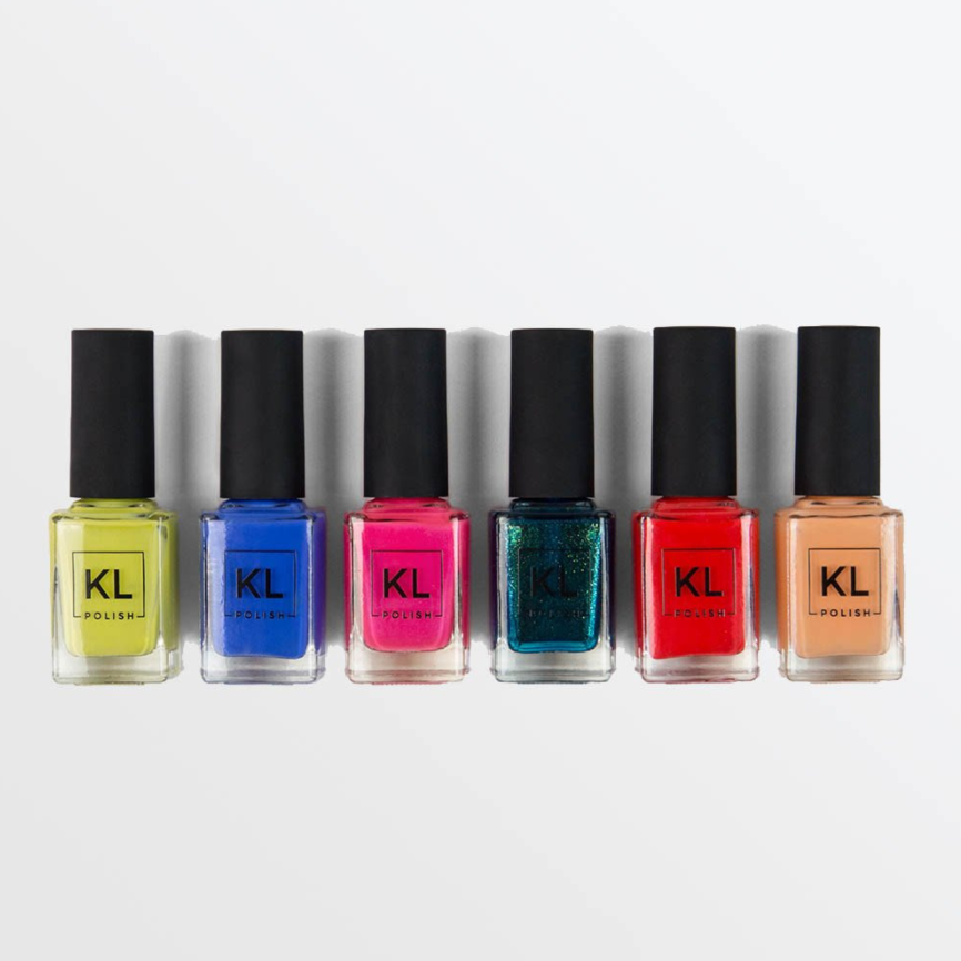 "KL Polish Summer 2017 ""Miami"" Collection"