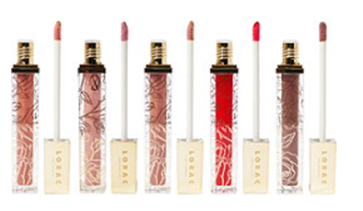 Lorac Disney Beauty and the Beast Lip Gloss Collection