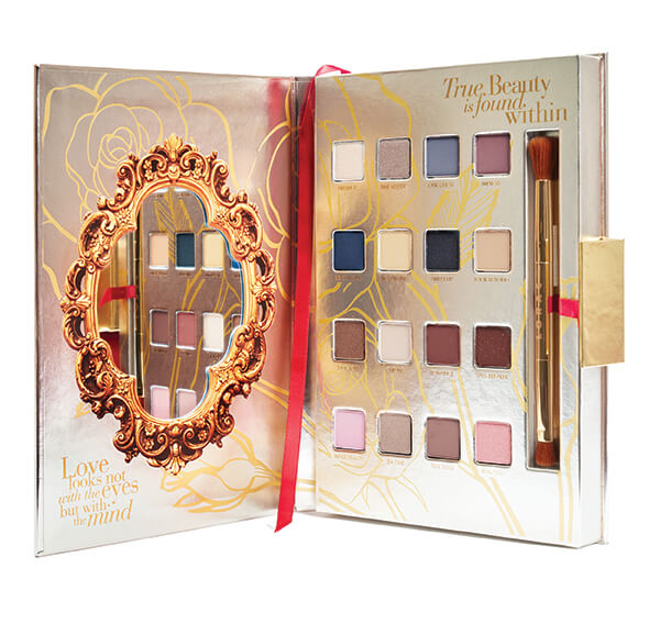 Lorac Disney Beauty and the Beast pro eyeshadow palette