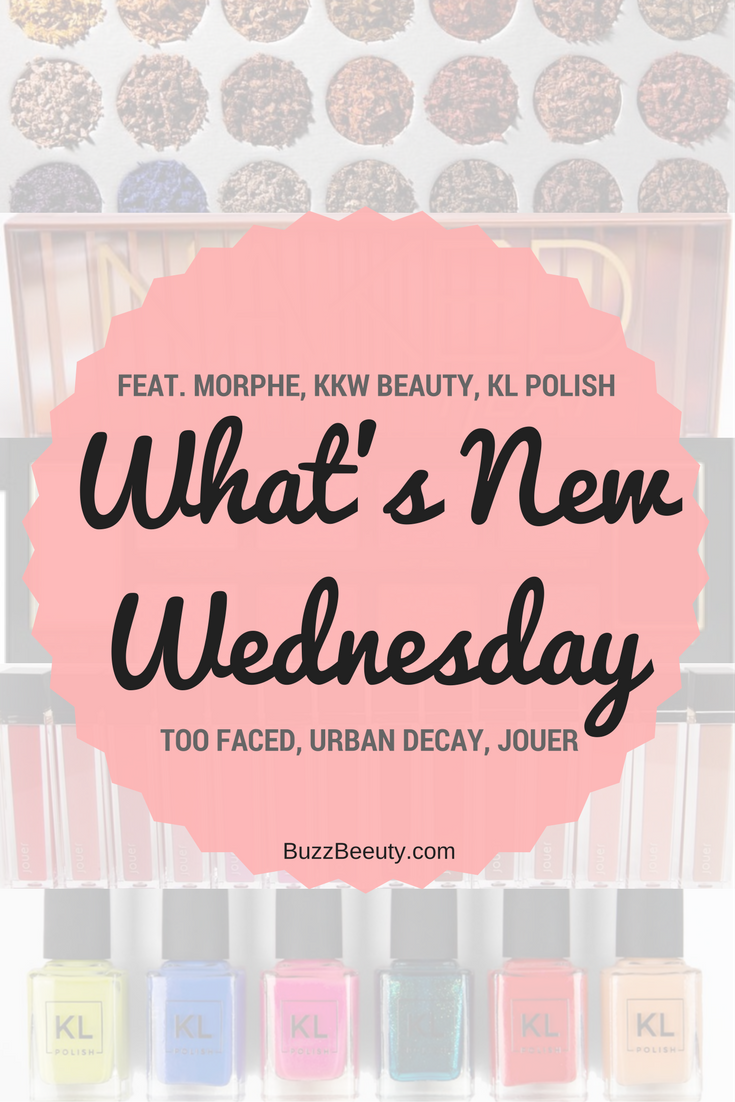 What's New Wednesday June 21 New Makeup