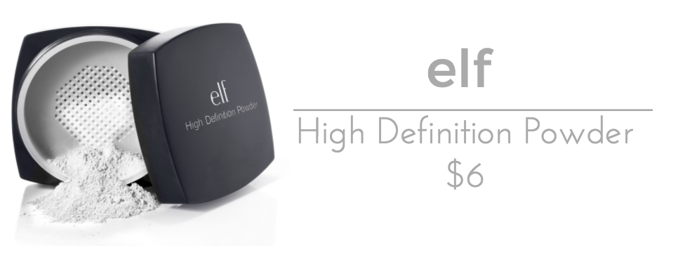 elf Cosmetics High Definition Powder
