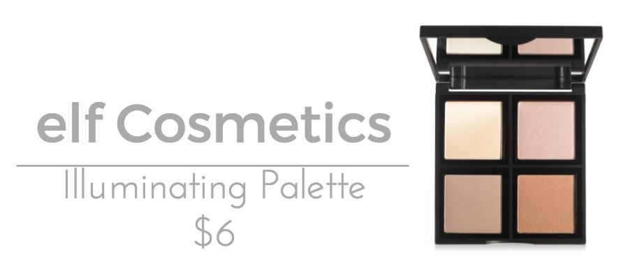 elf Cosmetics Illuminating Palette