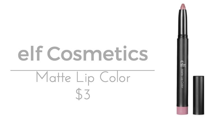 elf Cosmetics Matte Lip Color