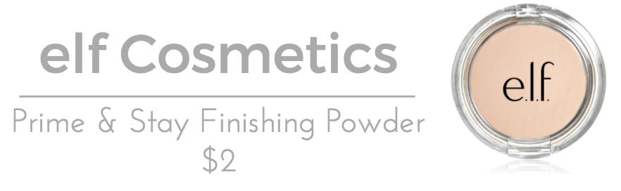 elf Cosmetics Prime & Stay Finishing Powder