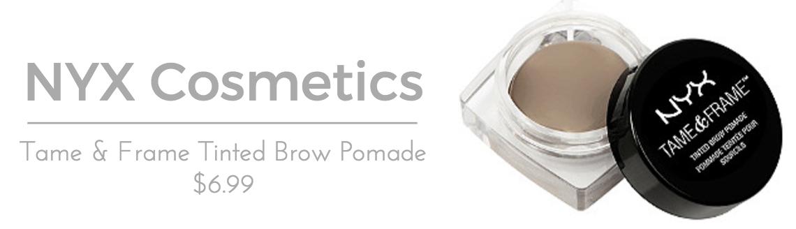 NYX Cosmetics Tame and Frame Tinted Brow Pomade