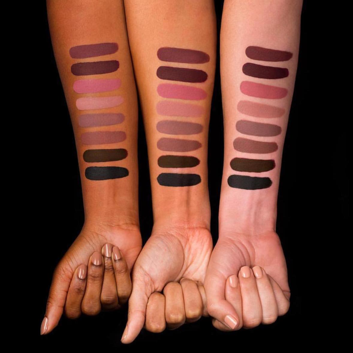 BuzzBeeuty - Kat Von D Beauty Mini Everlasting Liquid Lipstick Set ...