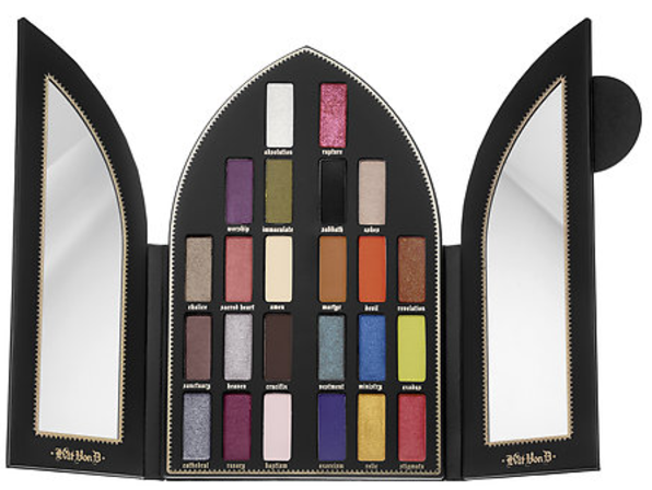 Kat Von D Beauty Saint & Sinner Eyeshadow Palette Holidays 2017
