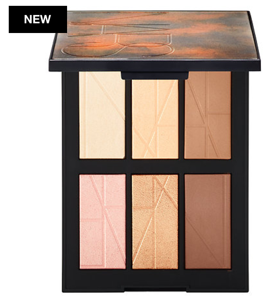 NARS Bord De Plage Highlighting and Bronzing Palette Holidays 2017