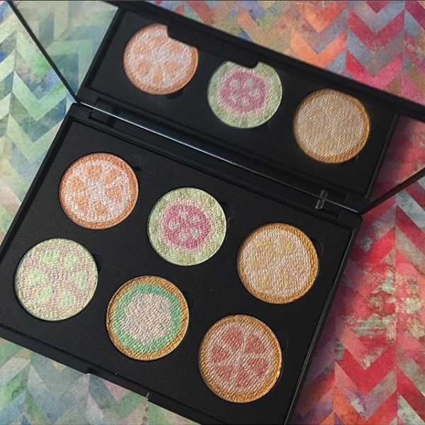 Clionadh Cosmetics Fruit Salad Higlighter Palette Collection