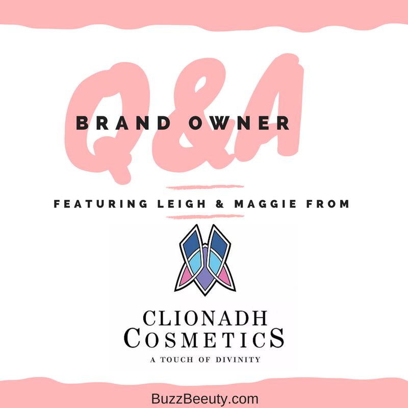 Clionadh Cosmetics Q&A Buzz Beeuty