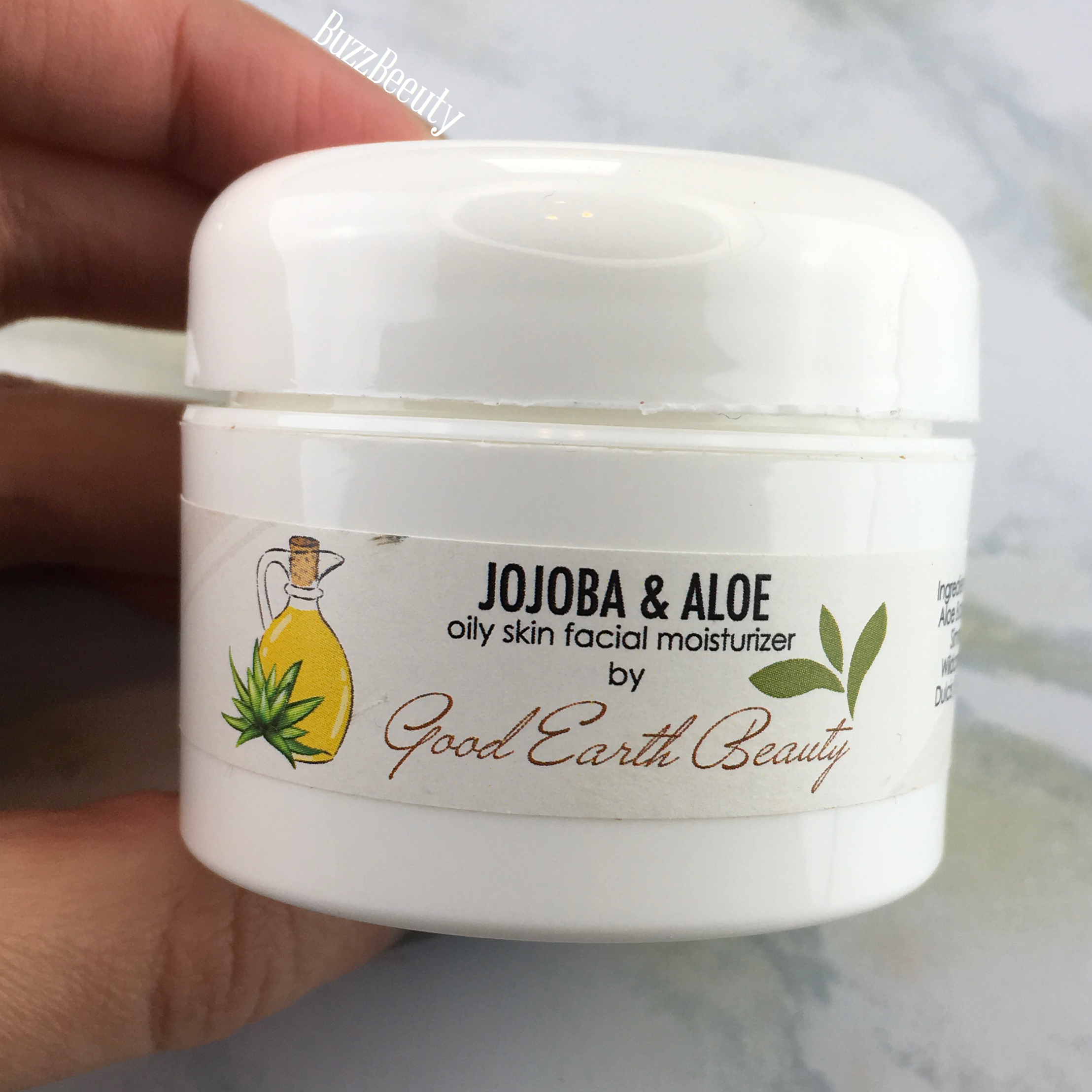 Good Earth Beauty Jojoba and Aloe Oily Skin Facial Moisturizer