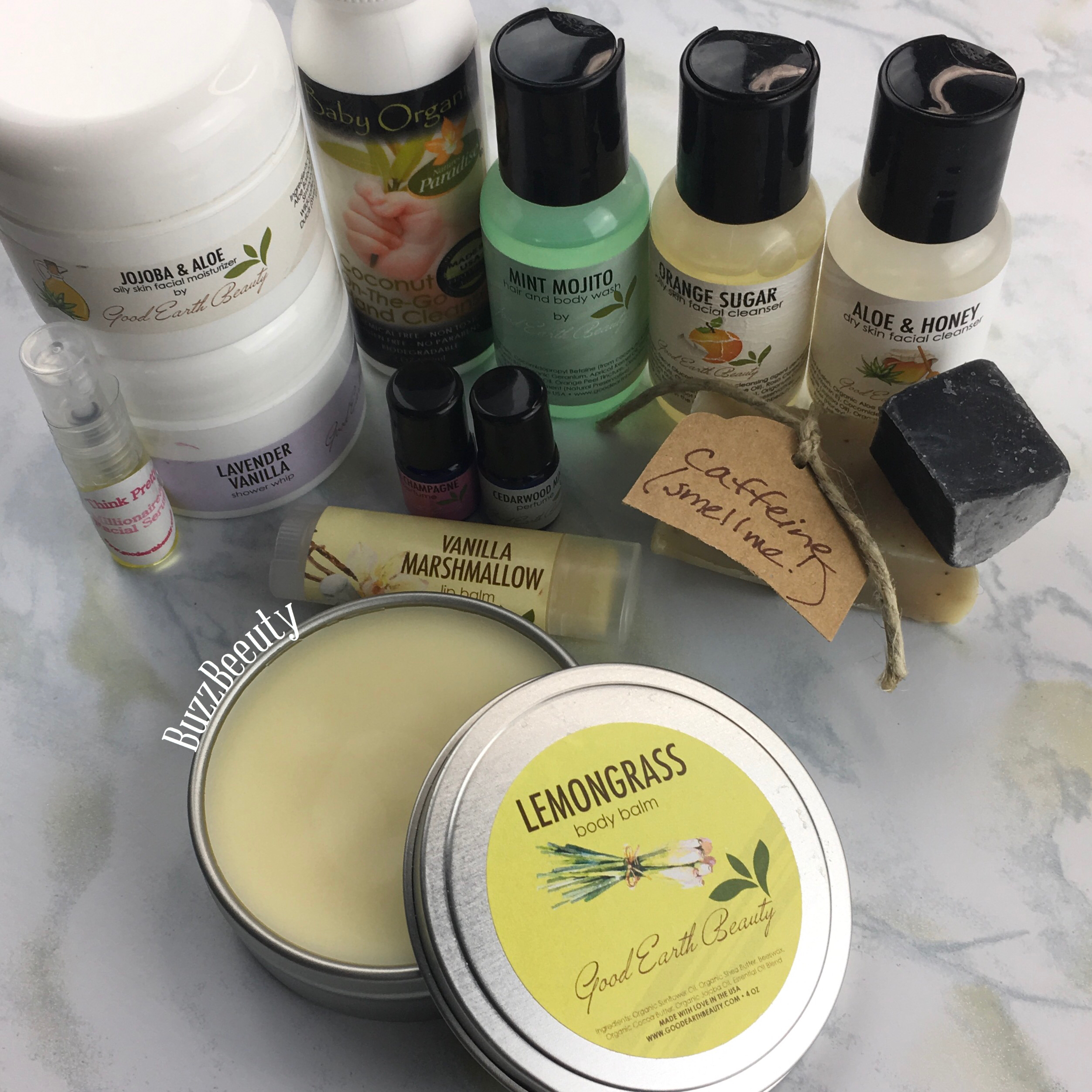 Good Earth Beauty Skincare and Body Review Roundup