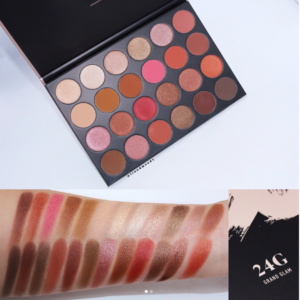 Morphe 24G Grand Glam Palette Swatches and Release Date