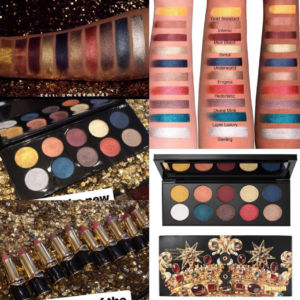 Pat McGrath Mothership IV Decadence Eyeshadow Palette Swatches and Release Date