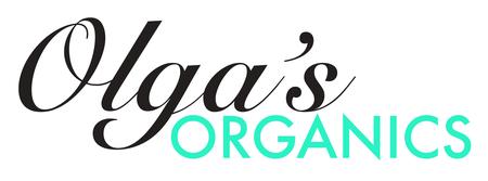 Olga's Organics Logo